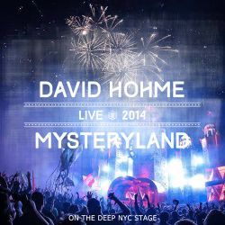 david hôhme - Live @ Mysteryland USA 2014