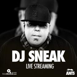 DJ SNEAK - LIVE at ANTS USHUAIA - JUNE 20th 2015 - IBIZA SONICA