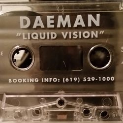 Daeman - Liquid Vision (Experiments In Trance) side.a 1994
