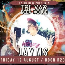 DJ Jayms - 37 On New Tri-Var Guest Mix