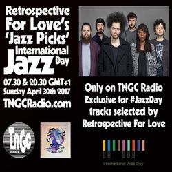 Retrospective For Love's 'Jazz Picks'