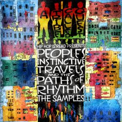 A Tribe Called Quest - People's Instinctive Travels and the Paths of Rhythm (Samples Mix)