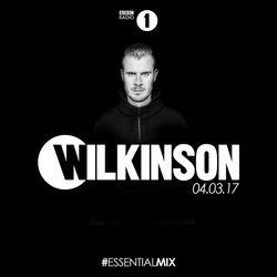 Wilkinson (RAM Records, EMI Virgin) @ BBC Radio 1`s Essential Mix, BBC Radio 1 (04.03.2017)