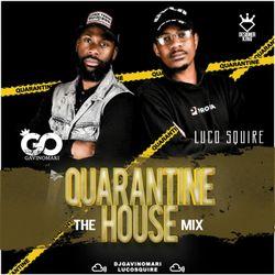 QuarantineHouseMix  - // SOULFUL// DEEPHOUSE // DEEP TECH// TRIBAL @DJGAVINOMARI @LUCOSQUIRE
