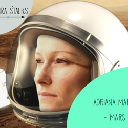 #8 Why I'm on a one way ticket to MARS!!! with Adriana Marais