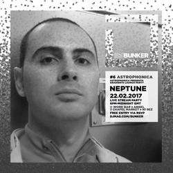 Neptune (Astrophonica) @ DJ Mag Bunker #6