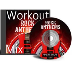 Rock Anthems - The Workout Mix