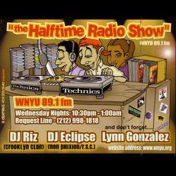 The Halftime Show w/DJ Riz & DJ Eclipse 89.1 WNYU March 4, 1998 (1st Show)
