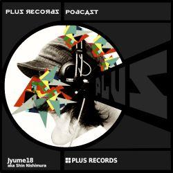 181: Jyume18 aka Shin Nishimura - Deep Minimal DJ Mix