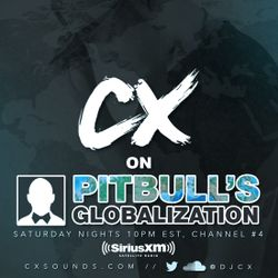 DJCX - Pitbull's Globalization Mix - October 2nd