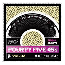 FourtyFive45's Volume 2 - Mo Fingaz
