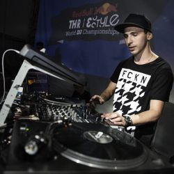 DJ MAXI  - Ukraine - National Final