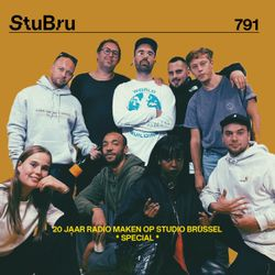 791 | CELEBRATING 20 YEARS OF SHOWS ON STUDIO BRUSSEL