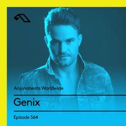 Anjunabeats Worldwide 564 with Genix