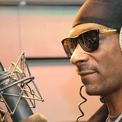 Snoop Dogg freestyle - Westwood show 2011