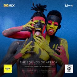 THE SOUNDS OF AFRICA - [DIANA EMMS & REMYWEST]