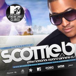 Scottie B - Summer Mix 13 [@ScottieBUk] #SBSummerMix13