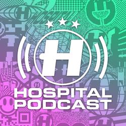Hospital Podcast 418 with London Elektricity