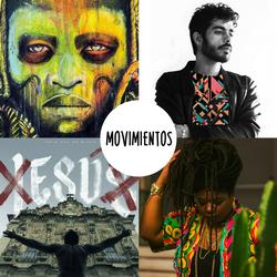 Movimientos SOAS Radio 15/11/17 w/ new OQuadro|Nicola Cruz|Gerra G + Brasil focus with Mango Park