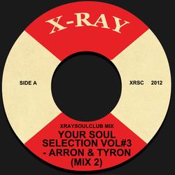 YOUR SOUL SELECTION VOL#3 - ARRON & TYRONE (MIX 2)
