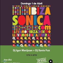 Live broadcast from Mamita's Mexico / Igor Marijuan & Xavier Fux / 1-04-2012 / Part I