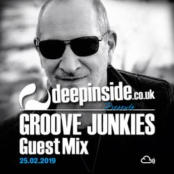 GROOVE JUNKIES is on DEEPINSIDE #07
