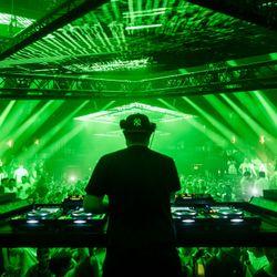 Eric Prydz (Pryda Records, Mouseville, Virgin) @ Ibiza Residency, Hï Club - Ibiza (01.08.2017)