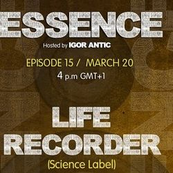 Life Recorder@Essence show_Pure.fm_March2012