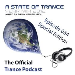 The Official Trance Podcast - Episode 034 (ASOT Year Mix 2012 mixed by Armin van Buuren)