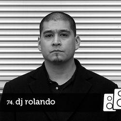 Soundwall Podcast #74: DJ Rolando
