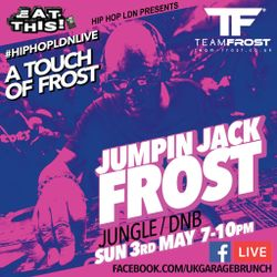 J J FROST - FROST TV May 3rd 2020