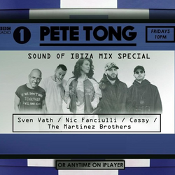 Sound of Ibiza Radio 1 Mix