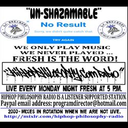 HipHopPhilosophy.com Radio - 06-18-18 - Monday Night Fresh