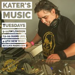 Kater's Music - 13|11|18 on soulmix-radio - new and old favs