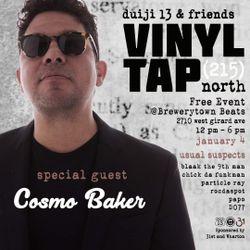 Cosmo Baker - Live All Vinyl Set At Vinyl Tap 2020