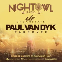 Night Owl Radio 065 ft. Paul van Dyk
