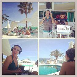 MONICA MIRA - OPENING PARTY HOTEL SANTOS COAST CLUB - 10 MAY 2014