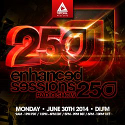 Enhanced Sessions 250 with Estiva, Tritonal, Juventa & Will Holland
