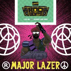 Major lazer shows | Mixcloud