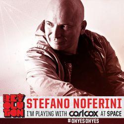 Stefano Noferini Mix for Music Is Revolution August 2014