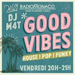DJM4t - Good Vibes (06-12-19)