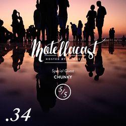 DJ MoCity - #motellacast E34 - 23-12-2015 [Special Guest: Chunky]