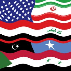 BAND TOGETHER: Music from Syria, Iran, Iraq, Libya, Somalia, Sudan and Yemen