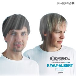 B-SONIC RADIO SHOW #153 with guest mix by Kyau & Albert