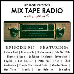 Mix Tape Radio on Folk Radio UK | EPISODE 017