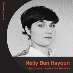 Sessions: Nelly Ben Hayoun