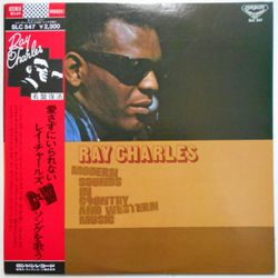 Ray Charles – Modern Sounds In Country And Western Music  1975  Japan (US 1962)