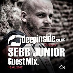 SEBB JUNIOR is on DEEPINSIDE #02