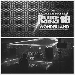Randall Live @ PureScience///Black Friday///Wonderland/// Feat :McTrigga-SDC (Kent) 28/11/2014