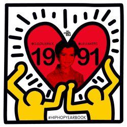 DJ Sourmilk - 1991 #hiphopyearbook